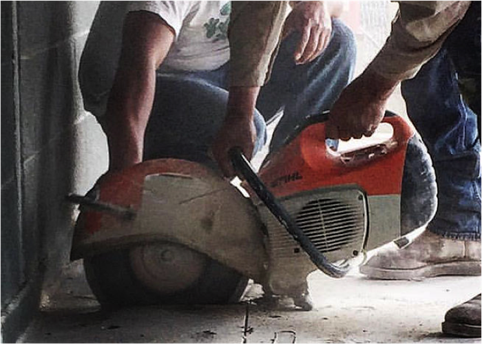 Concrete Cutting & Sawing | Texas & Louisiana